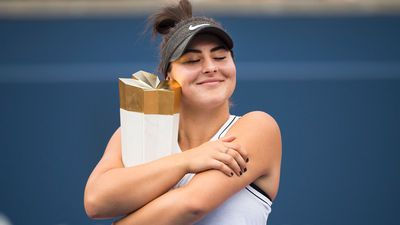 Andreescu weighs in on 2019 season