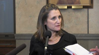 Freeland says new NAFTA in Canada's best interest