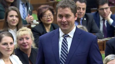Scheer announces resignation as Conservative leader