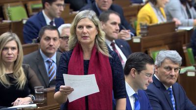 Conservatives continue to push economic woes in question period