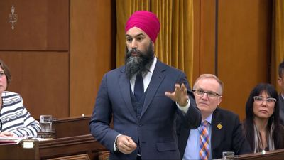 Singh asks Liberals about environmental charges against Volkswagen