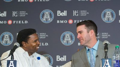 Argos introduce head coach Ryan Dinwiddie
