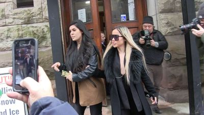 Sentencing delayed for woman who threw chair from Toronto highrise balcony
