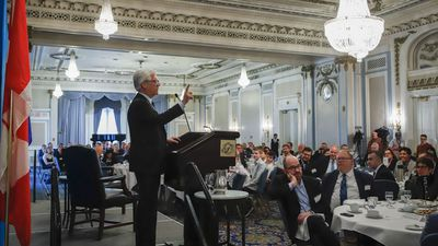 Trudeau's special representative to the Prairies visits Calgary