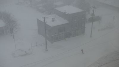 St. John's shuts down under blizzard warning