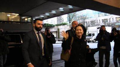 Extradition hearing for Meng Wanzhou begins in Vancouver
