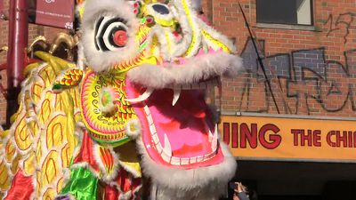 Canadians celebrate Lunar New Year despite concerns over coronavirus