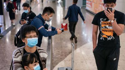 Health tips for air travel as flu and coronavirus worries rise