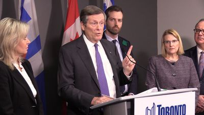 Toronto-area mayors call for action at border following forum on gun violence
