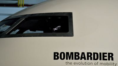 Bombardier exits commercial aviation