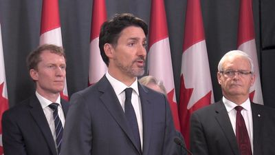 Trudeau says time for blockades to come down