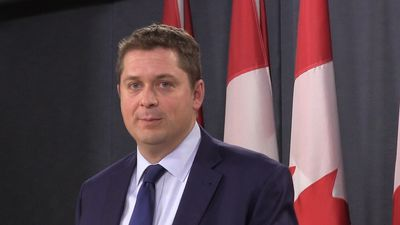 Scheer says Trudeau has emboldened anti-energy protesters