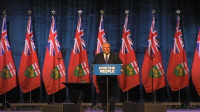Premier Ford launches 2022 re-election campaign