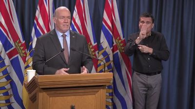 B.C. premier announces $5-billion COVID-19 aid and recovery plan