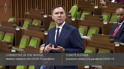 House of Commons passes emergency legislation for COVID-19 help