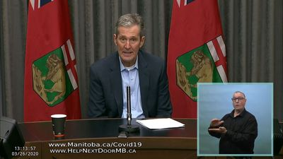 Manitoba delays tax cut to fight COVID-19