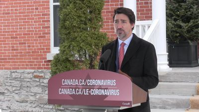 Trudeau says better data on COVID-19 in Canada is on its way