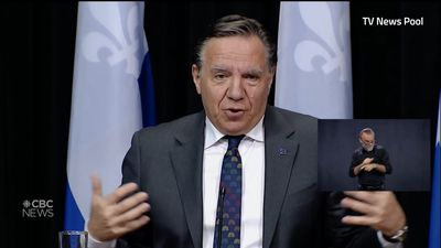 Legault says military report on Quebec seniors' homes contained no surprises