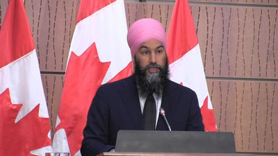 Trudeau a bystander to Trump's racist aggression: Singh
