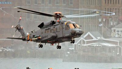 Military ends helicopter recovery mission