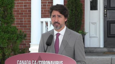 Lack of diplomats in Syria means little help for Canadians stuck after fall of ISIL: PM
