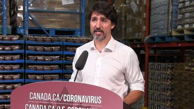 Child care a priority in federal COVID-19 help for provinces, PM says