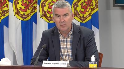 Health officials in P.E.I., N.S. discuss case at source of Island COVID-19 cluster