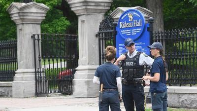 Singh says Rideau Hall attack shows systemic racism