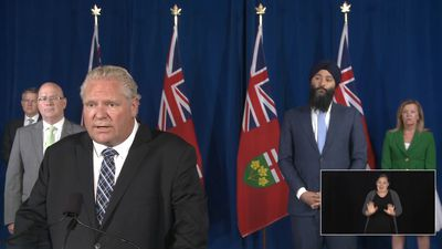 Ford promises to address air conditioning in long-term care homes