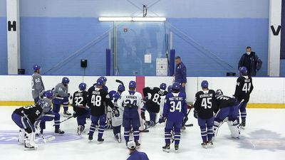 NHL returns as camps open