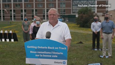 Ontario announces new long-term care home in Ajax