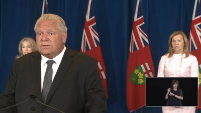 Ontario launches commission into COVID-19's effects on long-term care homes