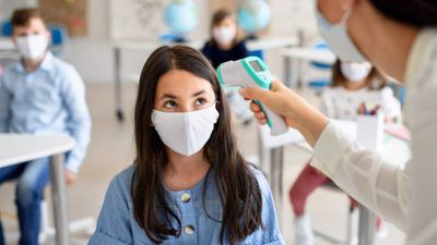 Teachers fear impact on learning with masks