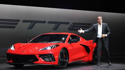 Corvette Wins North American Car of the Year
