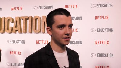Asa Butterfield talks about diving deeper into the characters in 'Sex Education' season two