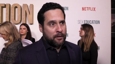 Ben Taylor satisfied that season two of 'Sex Education' is bigger and better