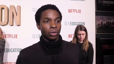 Kedar Williams-Stirling is grateful for his characters 'different journey'