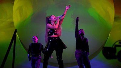 Ariana Grande hit with copyright infringement suit over 7 Rings