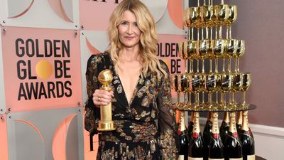 Laura Dern swears aromatherapy helps with anxiety