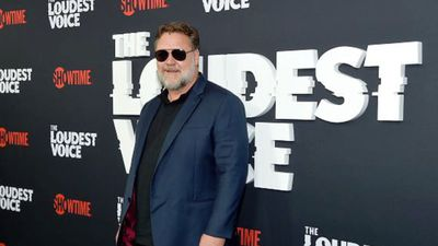 Russell Crowe prioritises time with children ahead of awards season