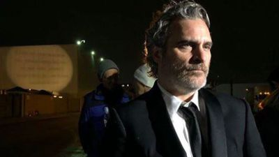 Joaquin Phoenix cut short SAG Awards celebrations to comfort pigs