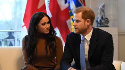 Netflix boss interested in cutting deal with Duke and Duchess of Sussex