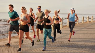 Training for a Marathon Can Boost Heart Health, Study Says