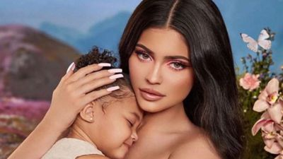 Kylie Jenner celebrates Stormi's birthday with massive billboard