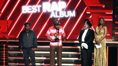 Tyler, the Creator's 'IGOR' wins Best Rap Album at 2020 Grammy Awards