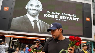 NBA teams honor Kobe Bryant to start their games