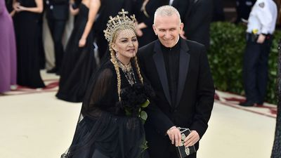 Madonna honours Jean-Paul Gaultier with online tribute