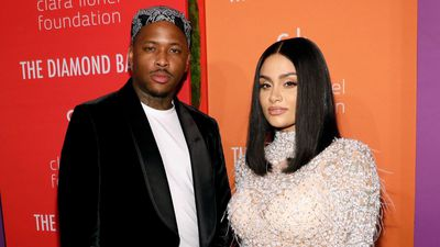 Kehlani and YG rekindle romance for Grammys afterparty