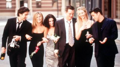 David Schwimmer rules out Friends revival