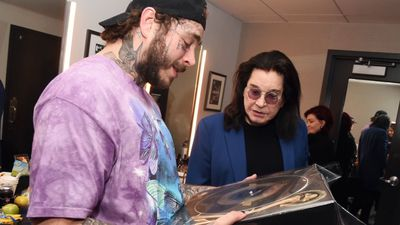 Post Malone had 'no idea' Ozzy Osbourne was battling Parkinson's disease